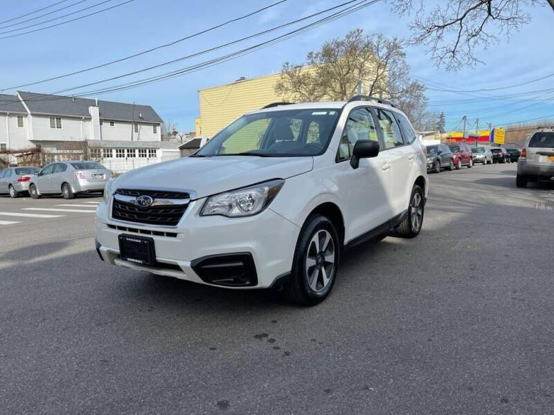 2017 Subaru Forester for sale at Kapos Auto, Inc. in Ridgewood, Queens NY