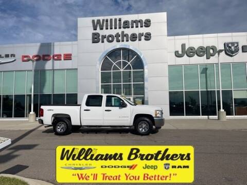 2013 Chevrolet Silverado 1500 for sale at Williams Brothers - Pre-Owned Monroe in Monroe MI