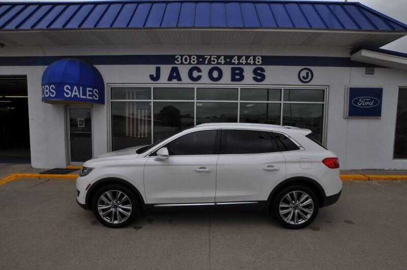 2018 Lincoln MKX for sale at Jacobs Ford in Saint Paul NE
