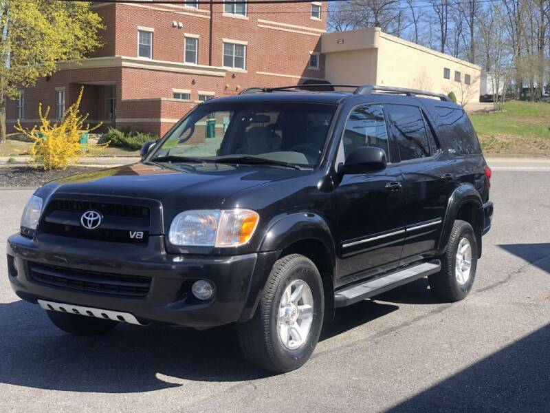 2007 Toyota Sequoia for sale at LARIN AUTO in Norwood MA
