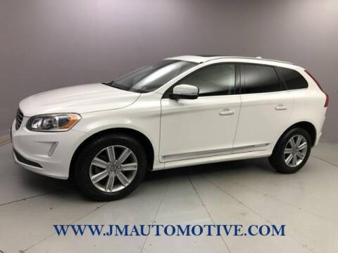 2017 Volvo XC60 for sale at J & M Automotive in Naugatuck CT
