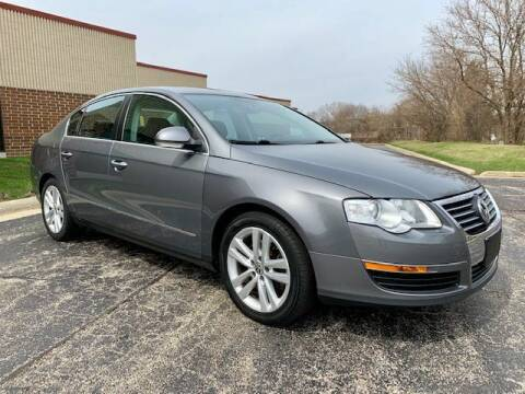 2007 Volkswagen Passat for sale at EMH Motors in Rolling Meadows IL