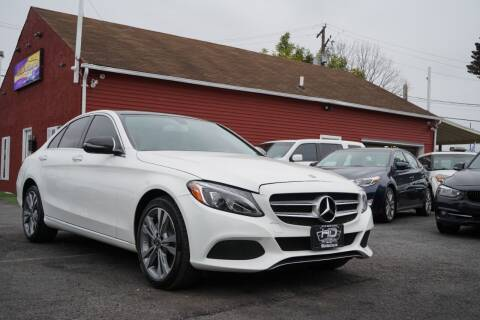 2018 Mercedes-Benz C-Class for sale at HD Auto Sales Corp. in Reading PA
