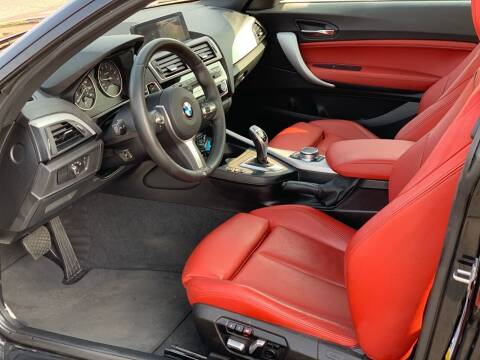 2017 BMW 2 Series for sale at Euro Zone Auto in Stanton CA