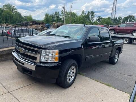 2010 Chevrolet Silverado 1500 for sale at TRANS P in East Windsor CT