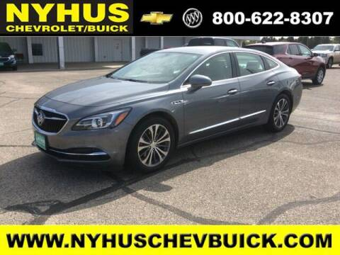 2018 Buick LaCrosse for sale at Nyhus Chevrolet Buick in Staples MN