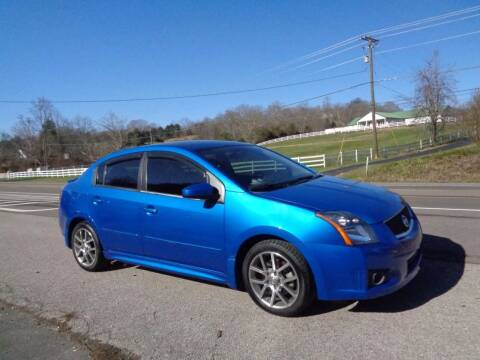 2008 Nissan Sentra for sale at Car Depot Auto Sales Inc in Seymour TN