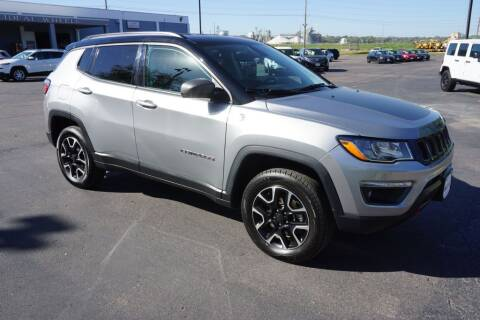 2020 Jeep Compass for sale at Ideal Wheels in Sioux City IA