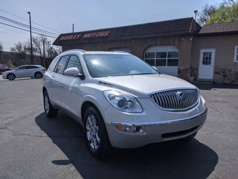 2008 Buick Enclave for sale at Worley Motors in Enola PA