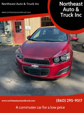 2012 Chevrolet Sonic for sale at Northeast Auto & Truck Inc in Marlborough CT