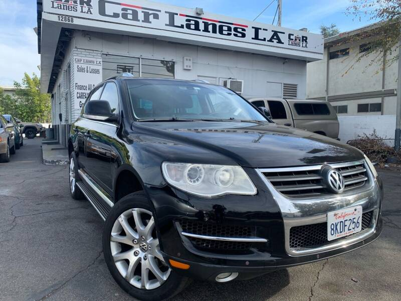 2008 Volkswagen Touareg 2 for sale at Car Lanes LA in Valley Village CA