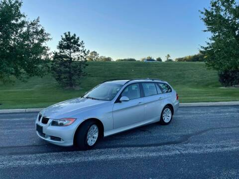 2007 BMW 3 Series for sale at Q and A Motors in Saint Louis MO