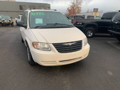 2007 Chrysler Town and Country for sale at ALASKA PROFESSIONAL AUTO in Anchorage AK