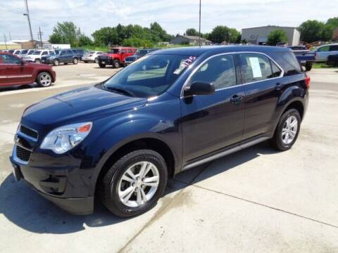 2015 Chevrolet Equinox for sale at De Anda Auto Sales in Storm Lake IA