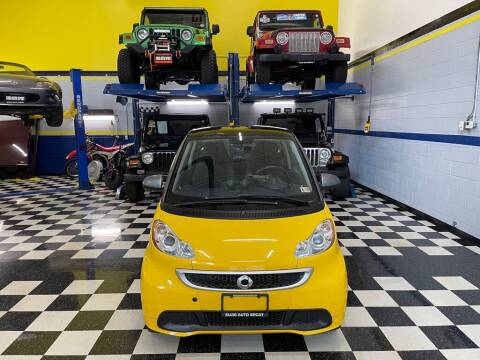2015 Smart fortwo electric drive for sale at Euro Auto Sport in Chantilly VA