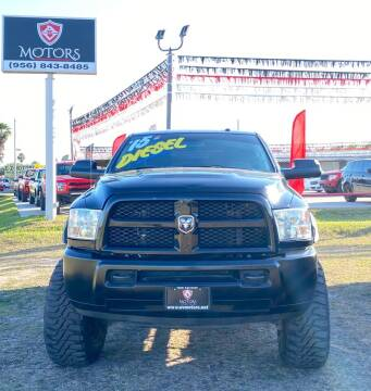 2015 RAM Ram Pickup 2500 for sale at A & V MOTORS in Hidalgo TX