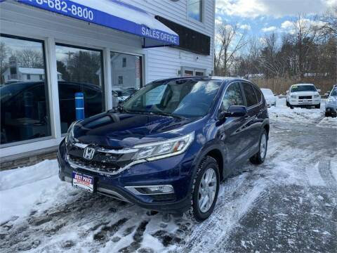 2016 Honda CR-V for sale at Best Price Auto Sales in Methuen MA