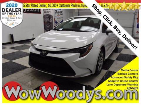 2020 Toyota Corolla for sale at WOODY'S AUTOMOTIVE GROUP in Chillicothe MO
