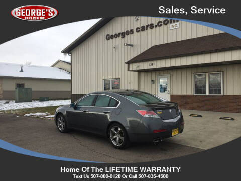 2010 Acura TL for sale at GEORGE'S CARS.COM INC in Waseca MN