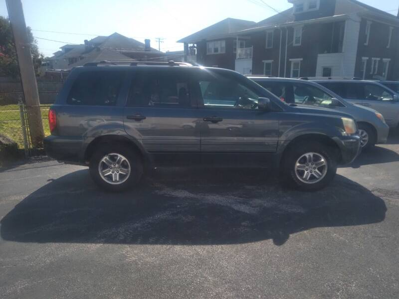 2005 Honda Pilot for sale at Credit Connection Auto Sales Inc. YORK in York PA