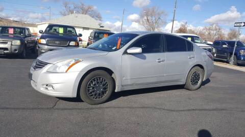 2011 Nissan Altima for sale at BRAMBILA MOTORS in Pocatello ID