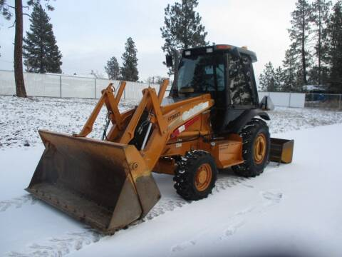 2011 CASE 570 MXT FRONT LOADER 4x4 for sale at BJ'S COMMERCIAL TRUCKS in Spokane Valley WA
