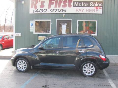 2009 Chrysler PT Cruiser for sale at R's First Motor Sales Inc in Cambridge OH