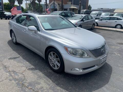 2007 Lexus LS 460 for sale at In-House Auto Finance in Hawthorne CA