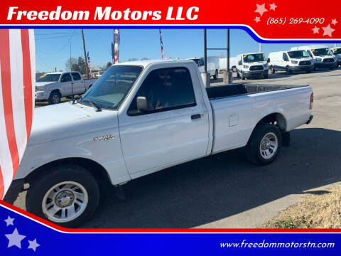 1997 Ford Ranger for sale at Freedom Motors LLC in Knoxville TN