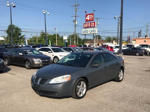 2009 Pontiac G6 for sale at 4th Street Auto in Louisville KY