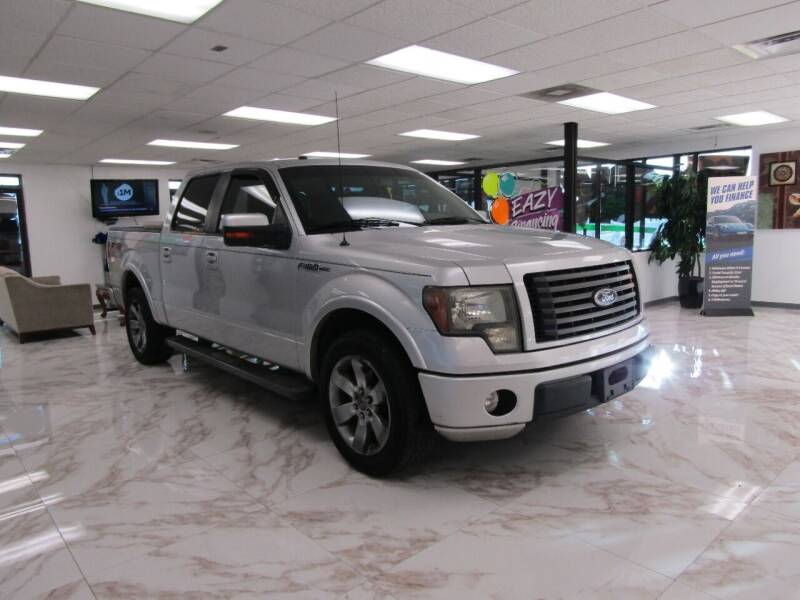 2010 Ford F-150 for sale at Dealer One Auto Credit in Oklahoma City OK
