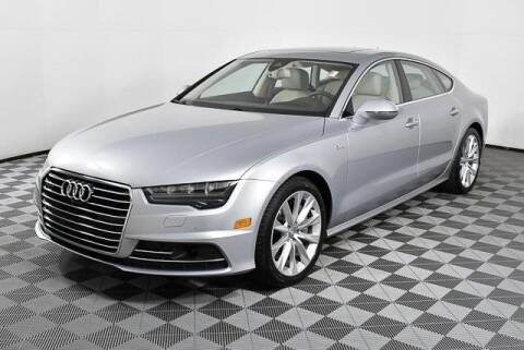 2016 Audi A7 for sale at CU Carfinders in Norcross GA