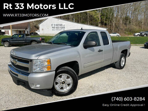 2011 Chevrolet Silverado 1500 for sale at Rt 33 Motors LLC in Rockbridge OH