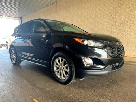 2018 Chevrolet Equinox for sale at DRIVEPROS® in Charles Town WV