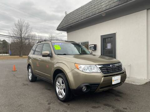 2009 Subaru Forester for sale at Vantage Auto Group in Tinton Falls NJ