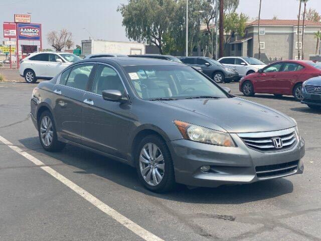 2011 Honda Accord for sale at Brown & Brown Auto Center in Mesa AZ
