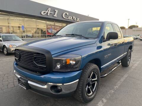 2006 Dodge Ram Pickup 1500 for sale at A1 Carz, Inc in Sacramento CA