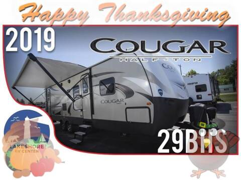 2019 Cougar 29BHSWE for sale at Warner Auto Center in Kennewick WA