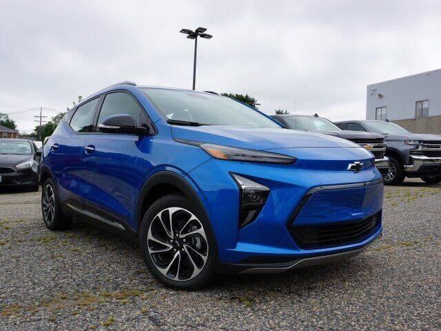 2022 Chevrolet Bolt EUV for sale at Mirak Hyundai in Arlington MA