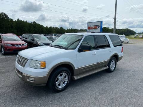 2004 Ford Expedition for sale at Billy Ballew Motorsports in Dawsonville GA