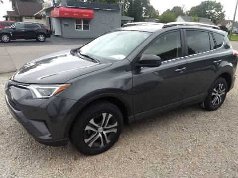 2016 Toyota RAV4 for sale at Economy Motors in Muncie IN