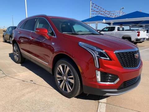 2021 Cadillac XT5 for sale at JOHN HOLT AUTO GROUP, INC. in Chickasha OK