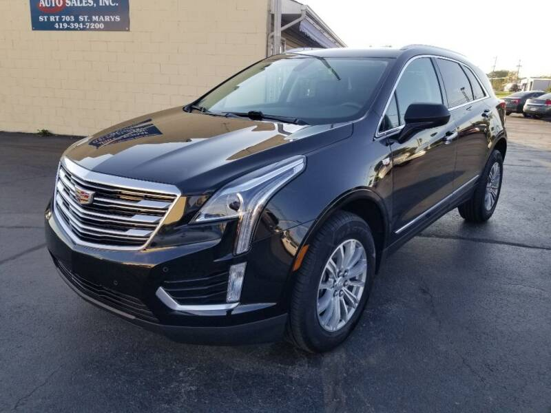 2017 Cadillac XT5 for sale at Larry Schaaf Auto Sales in Saint Marys OH