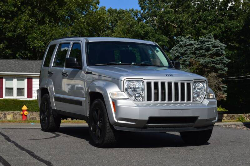 2012 Jeep Liberty for sale at LARIN AUTO in Norwood MA