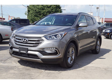 2017 Hyundai Santa Fe Sport for sale at Watson Auto Group in Fort Worth TX