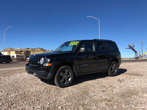 2015 Jeep Patriot for sale at 1st Quality Motors LLC in Gallup NM