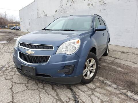 2012 Chevrolet Equinox for sale at CALIBER AUTO SALES LLC in Cleveland OH