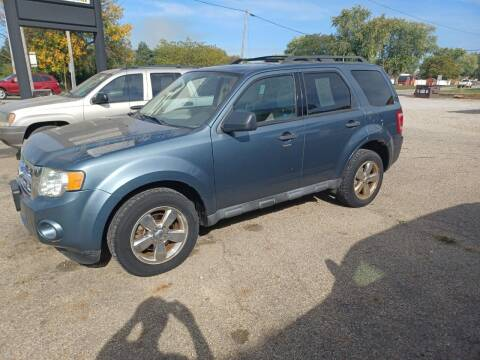 2010 Ford Escape for sale at CASH CARS in Circleville OH