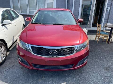 2010 Kia Optima for sale at Certified Motors in Bear DE