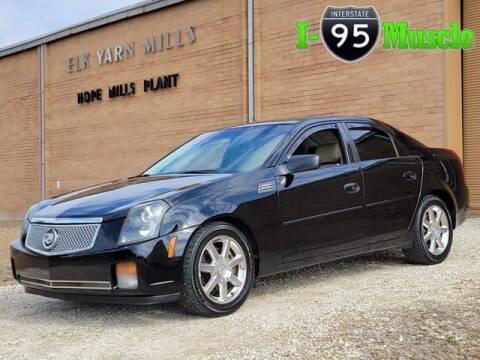 2005 Cadillac CTS for sale at I-95 Muscle in Hope Mills NC